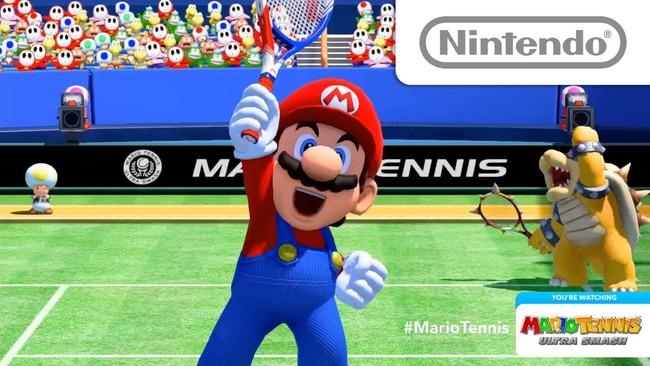 マリオテニス クソゲーに関連した画像-01