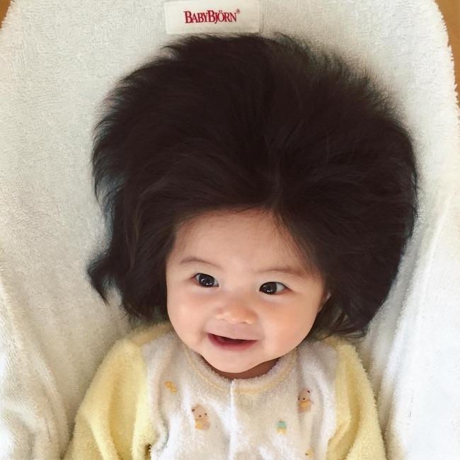 赤ちゃん フサフサ babychancoに関連した画像-04