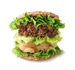 モスバーガー にくにくにくバーガー 肉に関連した画像-03