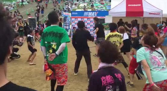 京都大作戦 ロックフェス カラオケ 子供 7歳児 マキシマムザホルモン F 熱狂に関連した画像-06