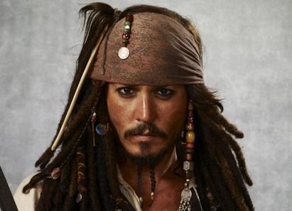 ジョニーデップ ディズニー カリブの海賊に関連した画像-01