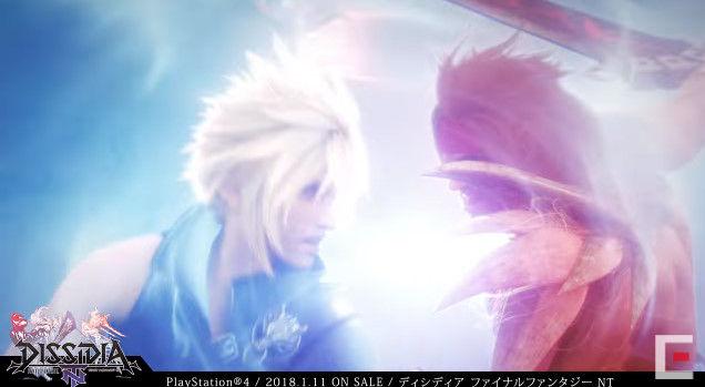 ディシディアファイナルファンタジーNT アーケード PS4版 オープニングに関連した画像-24