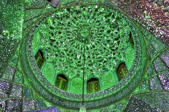 イラン シャー・チェラーグ廟 綺麗に関連した画像-02