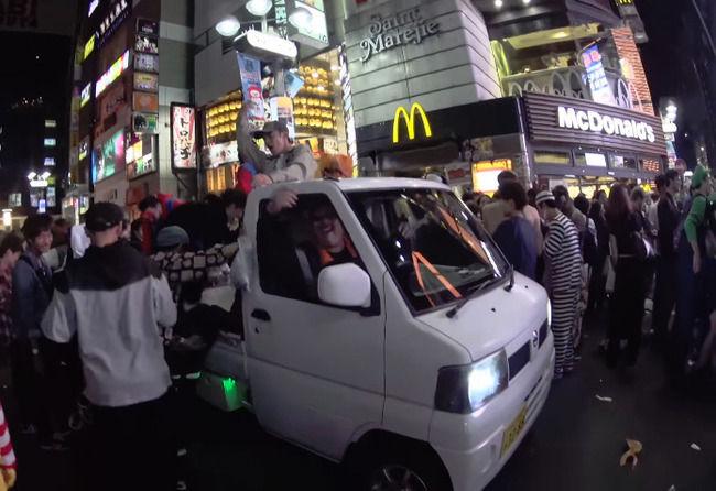 ハロウィン 渋谷ハロウィン 騒動 パリピ 懲戒解雇 に関連した画像-01