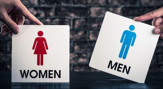 男女平等 二コマ漫画 ツイッター 女性差別に関連した画像-01