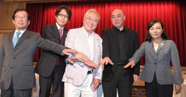 高須院長などが『大村愛知県知事リコールの会』を設立し記者会見wwwww