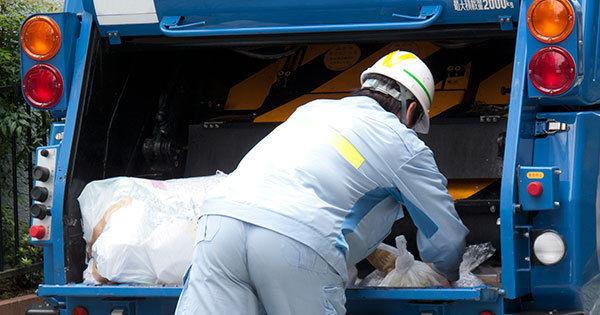 ゴミ収集 ホワイト サボりに関連した画像-01
