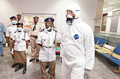 エボラ出血熱 パンデミックに関連した画像-01