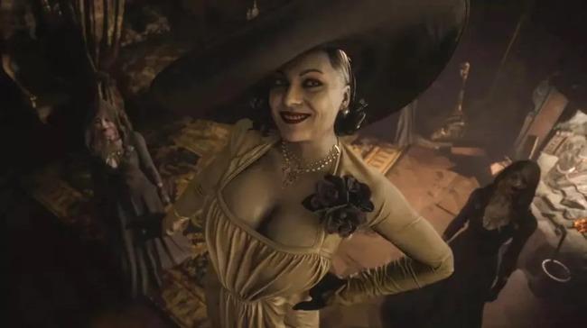 バイオハザード8 巨女 ドミトレスク夫人 実験に関連した画像-01