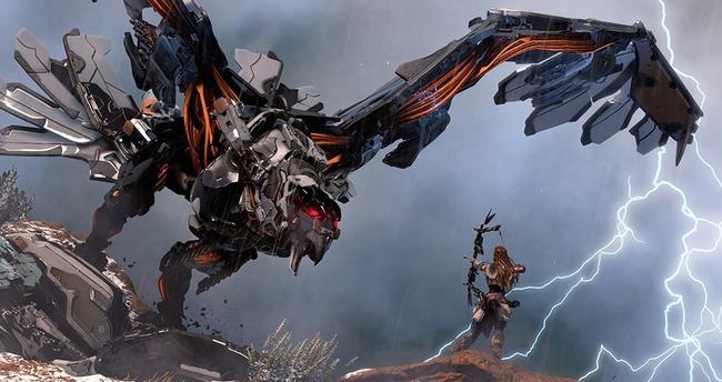 PS4 ホライゾン アンチャーテッドに関連した画像-01