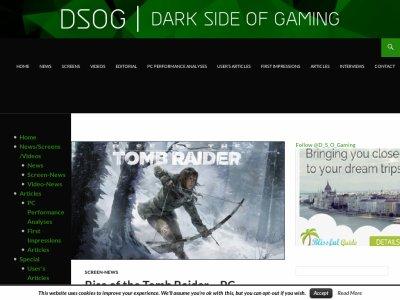 PC XboxOne グラフィック ライズオブトゥームレイダーに関連した画像-02