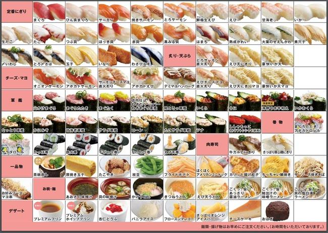 かっぱ寿司 食べ放題 寿司に関連した画像-06