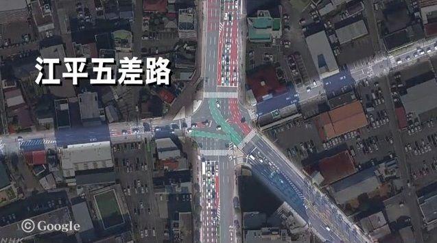 日本一危険な交差点 江平五差路 宮崎に関連した画像-03