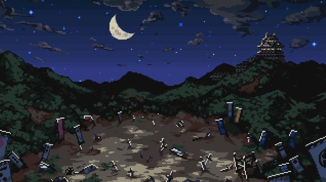 日本一ソフトウェア 謎 新作タイトル ティザーサイト レトロ 戦国に関連した画像-01