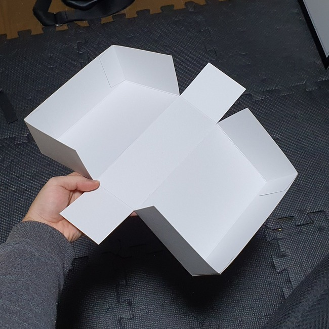 ツイッター ガンプラ 箱 使い方 天才に関連した画像-03