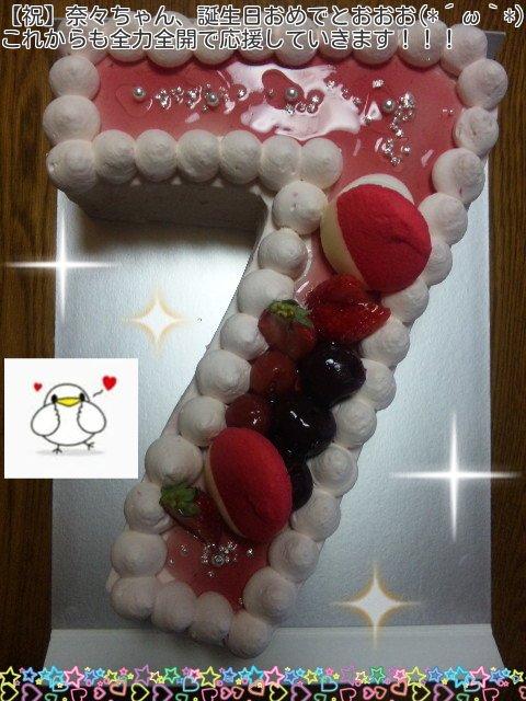 生誕祭 誕生日 水樹奈々 人気声優 奈々様 奈々さんに関連した画像-03