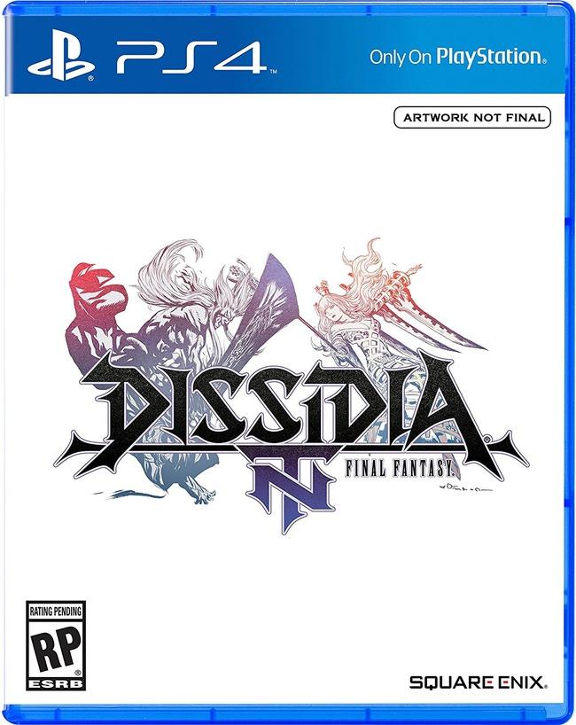 ディシディア アーケード 移植 PS4版 家庭用版 ファイナルファンタジーに関連した画像-03