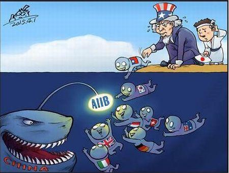 中国 AIIB 日本への熱いラブコールに関連した画像-01