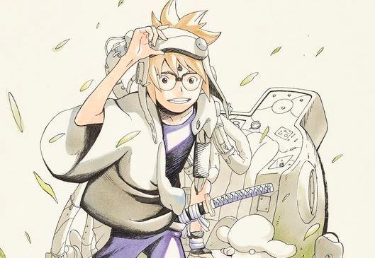 NARUTO ナルト 岸本斉史 週刊少年ジャンプ 令和 サムライ8 八丸伝に関連した画像-01