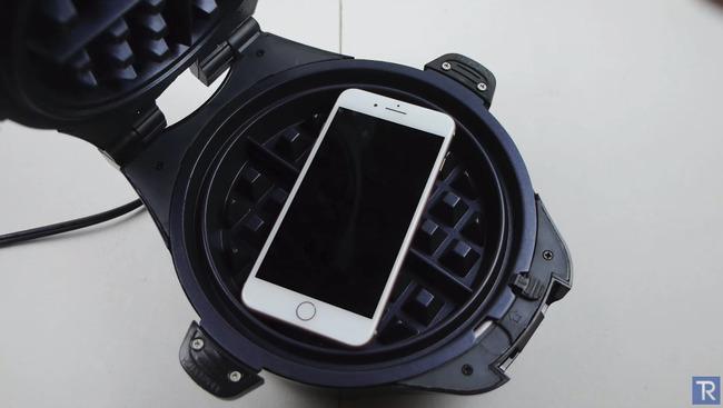 iPhone8 携帯 ユーチューバー ワッフル機に関連した画像-04