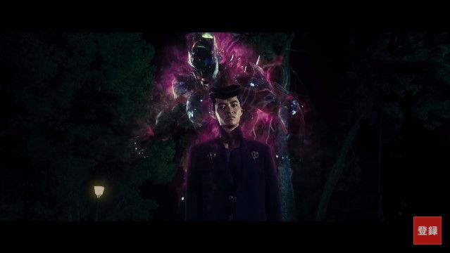 ジョジョの奇妙な冒険 実写 映画 予告編 スタンドに関連した画像-07
