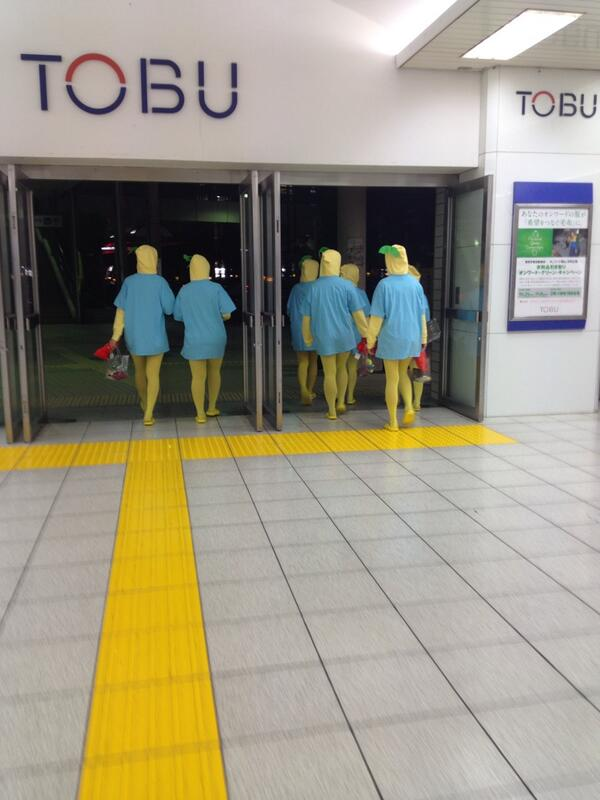 渋谷 怪盗キッド ハロウィンに関連した画像-13