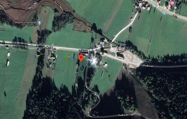 グーグルマップ 発光体 天使 発見に関連した画像-03