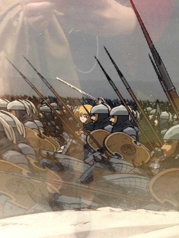 アルスラーン戦記 進撃の巨人に関連した画像-09