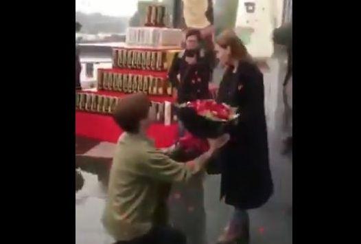 中国 御曹司 白人 女性 プロポーズ 失敗に関連した画像-01