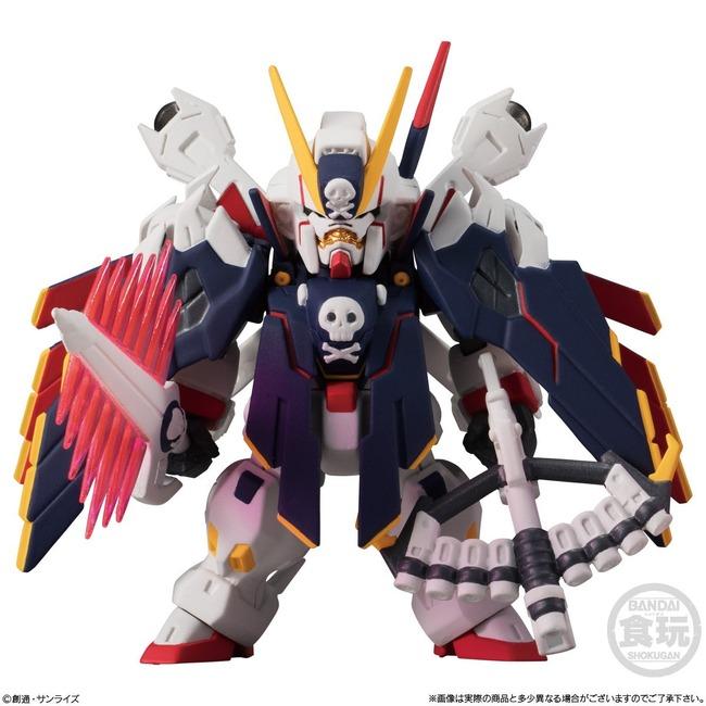 バンダイ フィギュア ガンダムX1 フルクロス 塗装 酷いに関連した画像-03