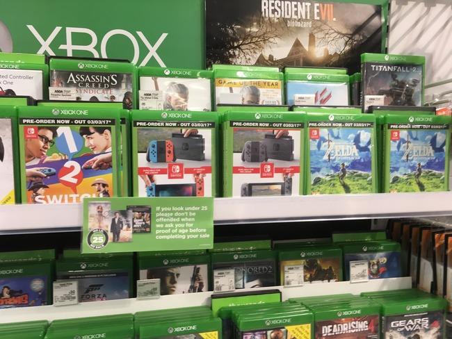 ニンテンドースイッチ XboxOne パッケージに関連した画像-03