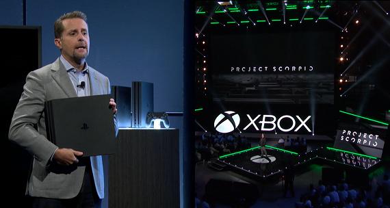 """XboxのボスがPS4に勝利宣言!? 「『COD:WW2』や『デスティニー2』も""""スコーピオ版""""こそが史上最高のコンソールゲームになる」"""