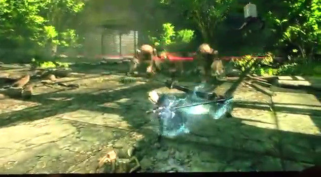 ニーアオートマタ PV 動画 プラチナゲームズに関連した画像-05