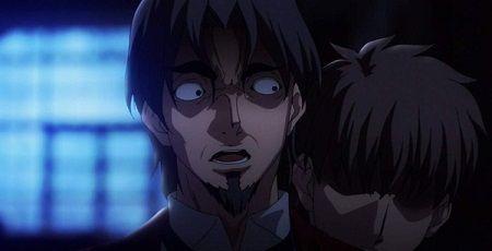 マチアソビ チャリティーオークション Fate/Zero 遠坂時臣 タペストリーに関連した画像-01