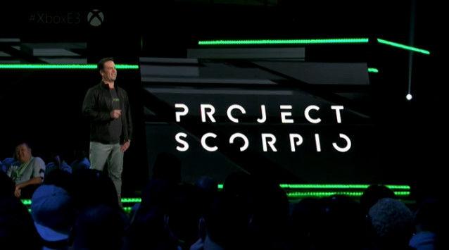 Xbox Project Scorpioに関連した画像-01