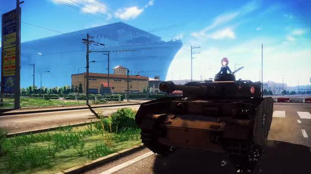 ガルパン ガールズ&パンツァー 最終章 PS4 ドリームタンクマッチ オンラインゲームに関連した画像-13