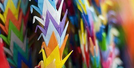 千羽鶴 先生 胸糞 折り紙に関連した画像-01