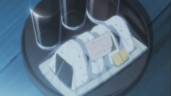 おにぎり 人が握ったおにぎり 食べられない 食事 女性 容姿に関連した画像-01