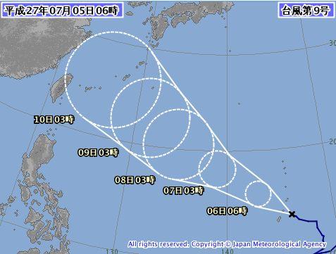 台風 9号に関連した画像-03