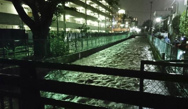 東京 氾濫 危険 川 台風に関連した画像-01