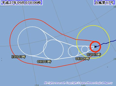 台風に関連した画像-04
