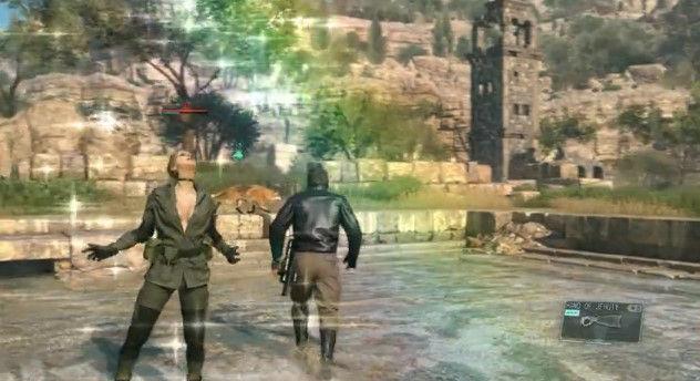メタルギアソリッド5 儀式の人 スーパープレイ クワイエット戦に関連した画像-24