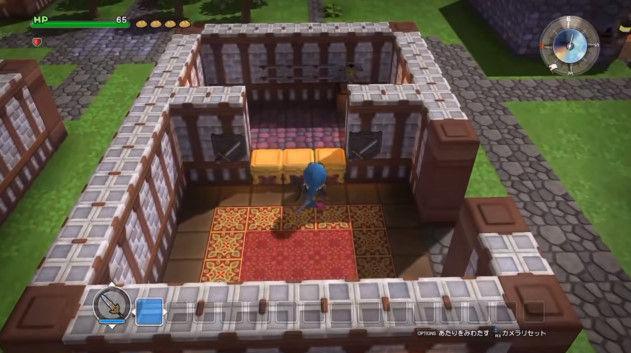 ドラゴンクエストビルダーズ ドラゴンクエスト3 アリアハン 再現に関連した画像-04