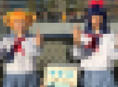 冬コミ C91 カオス コスプレ ポプテピピック 竹書房 ゴルスタ FF15 おにぎり に関連した画像-01