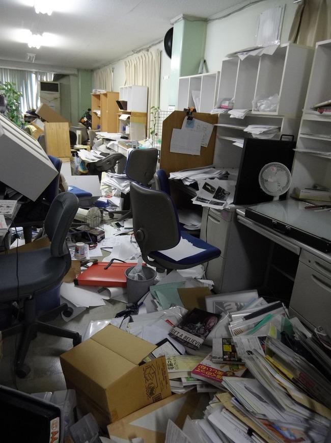 大阪地震 アニメスタジオ めちゃくちゃに関連した画像-03