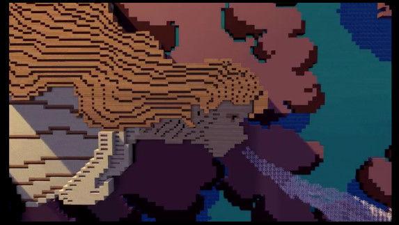天空の城ラピュタ マインクラフト マイクラ 職人 完全再現に関連した画像-06