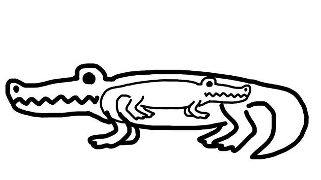 アメリカ 自宅 裏庭 ワニ 共食い 衝撃 恐竜に関連した画像-03