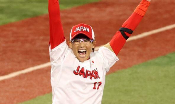 東京五輪 ソフトボール 金メダル 日本 アメリカに関連した画像-01