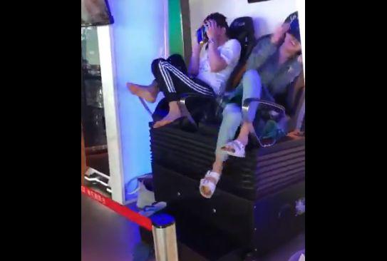 オカマ VR 体験 乙女 反応に関連した画像-05