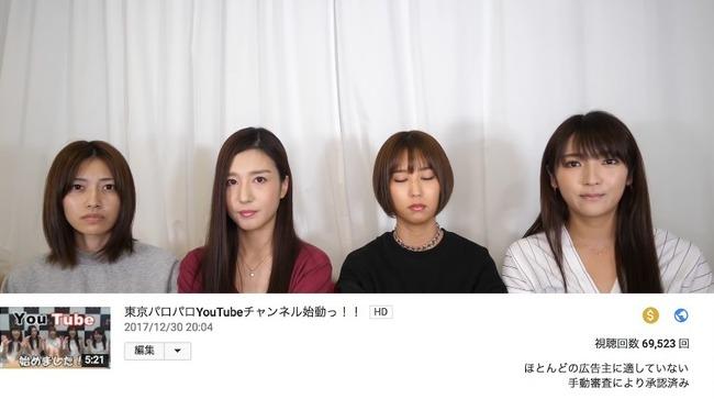 セクシー女優 YouTube 広告に関連した画像-02